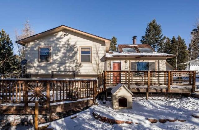 11575 Green Court, Conifer, CO 80433 (#3694258) :: Berkshire Hathaway Elevated Living Real Estate