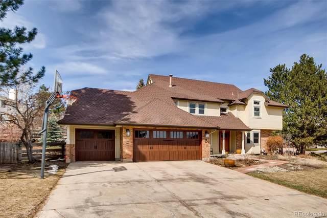 8 Desert Willow Lane, Littleton, CO 80127 (MLS #3694268) :: 8z Real Estate