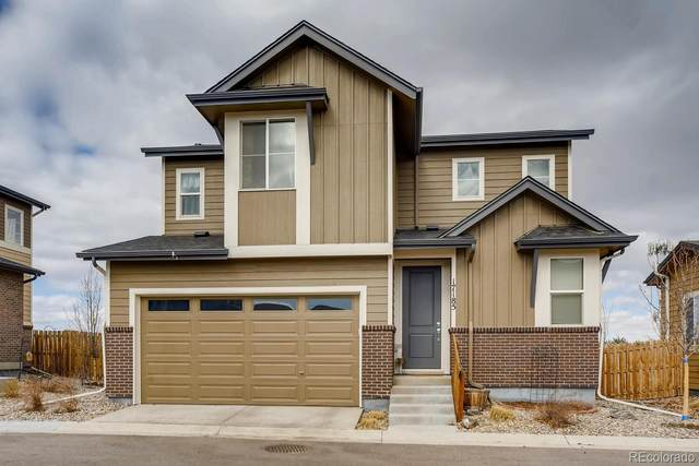 17185 E Cedar Gulch Drive, Parker, CO 80134 (MLS #3694337) :: 8z Real Estate