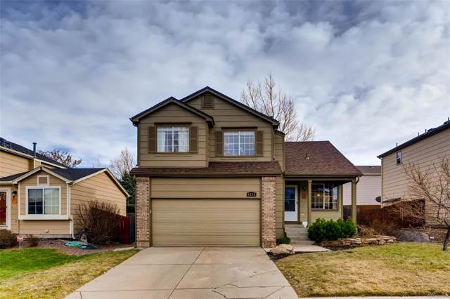 4276 E Bennington Avenue, Castle Rock, CO 80104 (#3694551) :: Colorado Home Finder Realty