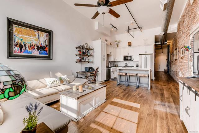 2441 Broadway #112, Denver, CO 80205 (#3694591) :: Sellstate Realty Pros