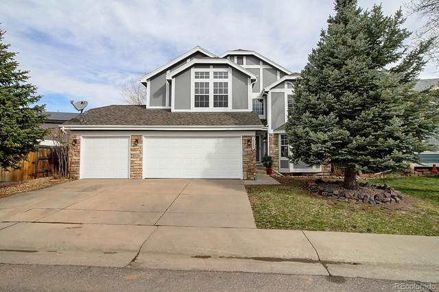 10089 Silvercliff Lane, Littleton, CO 80125 (MLS #3694825) :: 8z Real Estate