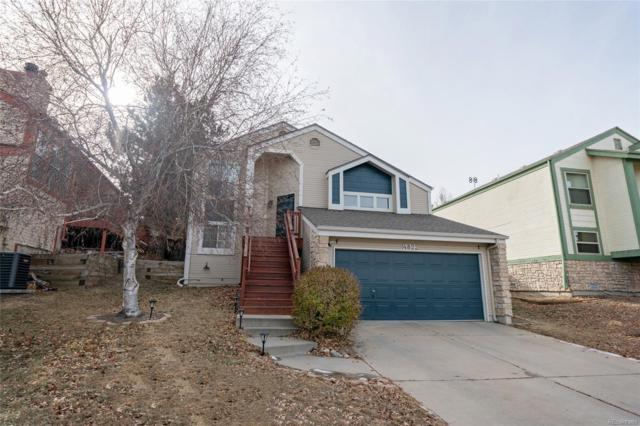 4822 W 68th Avenue, Westminster, CO 80030 (#3695009) :: The Peak Properties Group