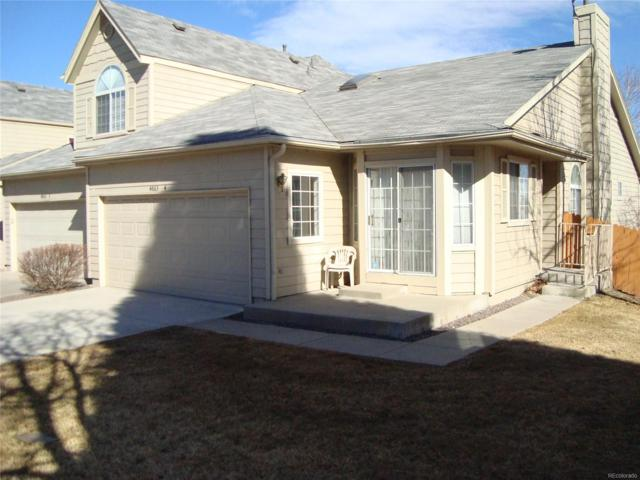 4863 W 68th Avenue #4, Westminster, CO 80030 (#3695249) :: Hometrackr Denver