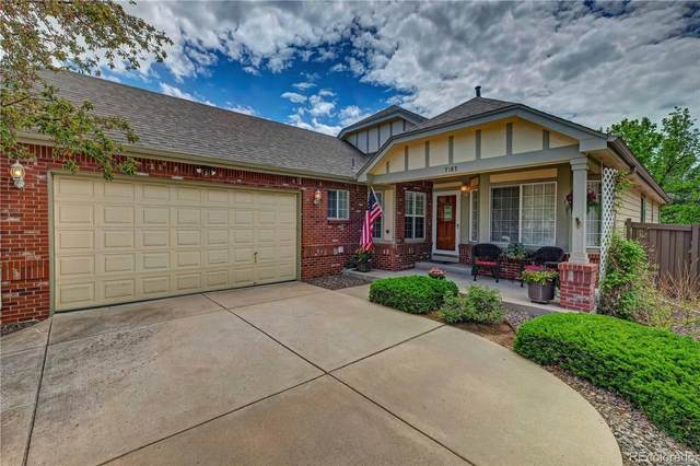 7167 W Belmont Drive, Lakewood, CO 80123 (#3695686) :: West + Main Homes
