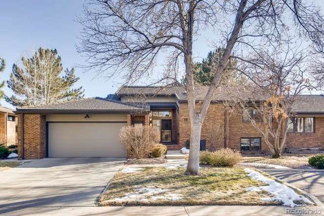 2777 S Elmira Street #16, Denver, CO 80231 (MLS #3695744) :: Keller Williams Realty