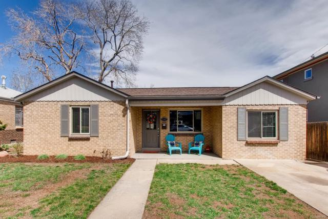 4545 W 34th Avenue, Denver, CO 80212 (#3695981) :: Bring Home Denver