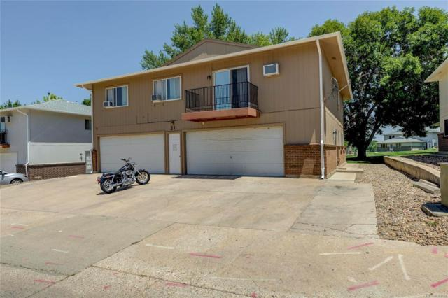 7309 W Hampden Avenue #2104, Lakewood, CO 80227 (#3696092) :: My Home Team