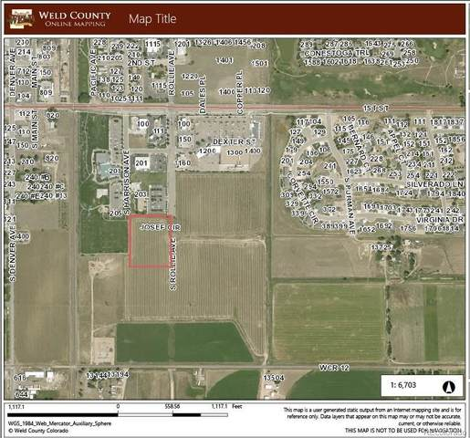 Tbd, Fort Lupton, CO 80621 (MLS #3696294) :: 8z Real Estate