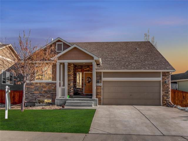 4470 Wolcott Drive, Loveland, CO 80538 (#3696618) :: The DeGrood Team
