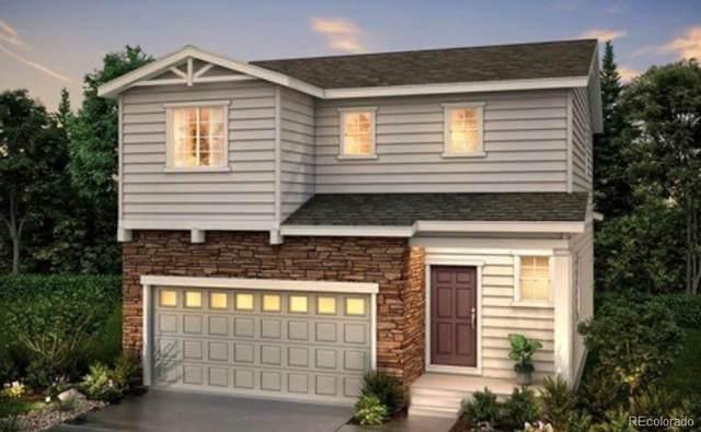 5436 Blue Lunar Lane, Castle Rock, CO 80104 (MLS #3696986) :: The Sam Biller Home Team