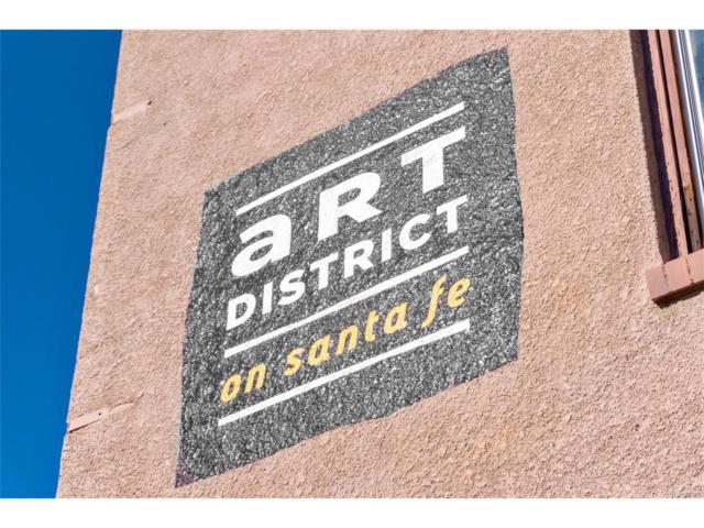 942 Lipan Street, Denver, CO 80204 (#3698589) :: Thrive Real Estate Group