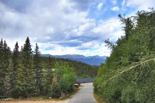 56 Hub Lode Road, Breckenridge, CO 80424 (MLS #3698817) :: 8z Real Estate