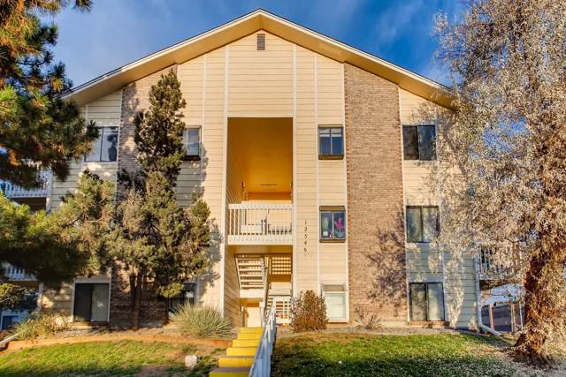 12546 E Cornell Avenue #303, Aurora, CO 80014 (#3698948) :: Wisdom Real Estate