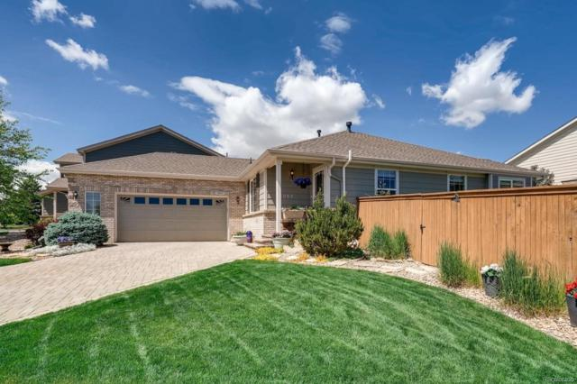 11853 High Desert Road, Parker, CO 80134 (#3699258) :: Bring Home Denver with Keller Williams Downtown Realty LLC