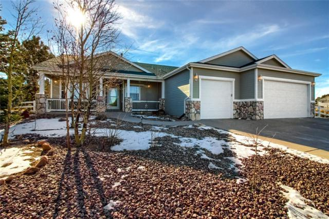 34501 Columbine Trail, Elizabeth, CO 80107 (#3699418) :: The Heyl Group at Keller Williams