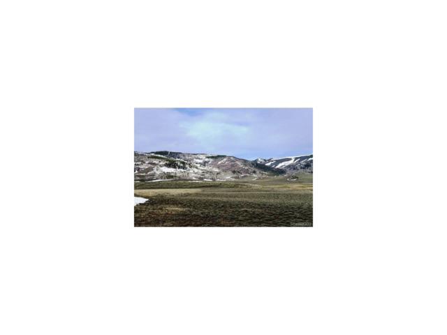 Tbd, Granby, CO 80446 (#3699729) :: The Peak Properties Group