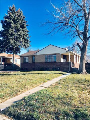 3046 Krameria Street, Denver, CO 80207 (#3699818) :: House Hunters Colorado