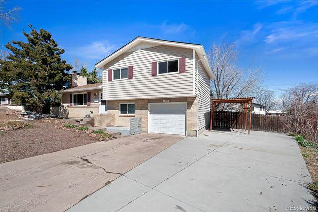 1401 Querida Drive, Colorado Springs, CO 80909 (#3699873) :: The Heyl Group at Keller Williams