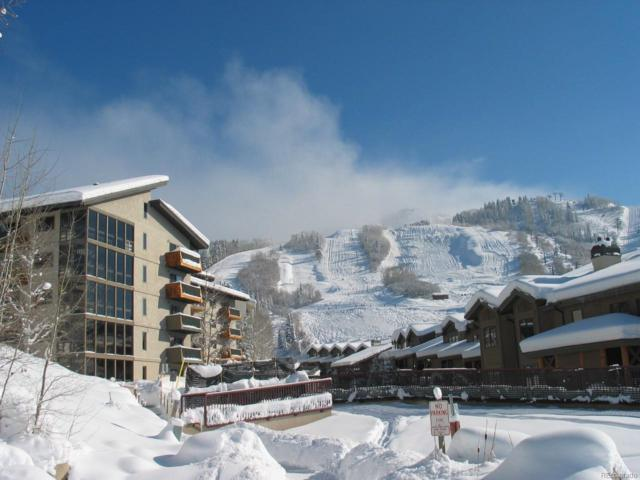 2215 Storm Meadows Drive #320, Steamboat Springs, CO 80487 (#3700061) :: The Dixon Group