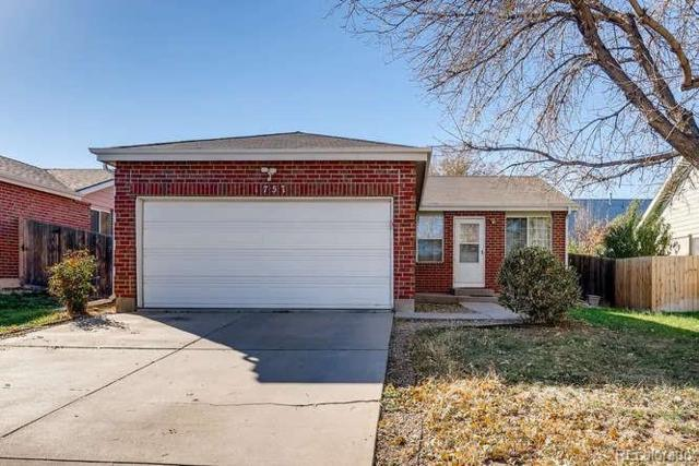 1757 Granby Court, Aurora, CO 80011 (#3700132) :: The Dixon Group
