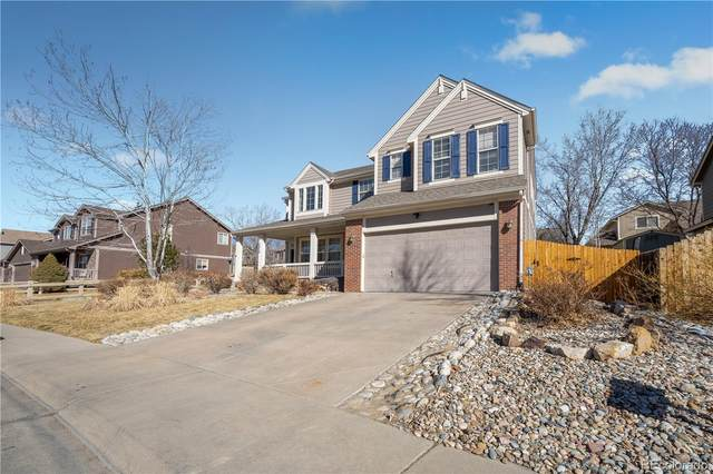 2918 E 135th Place, Thornton, CO 80241 (#3700304) :: The Harling Team @ HomeSmart