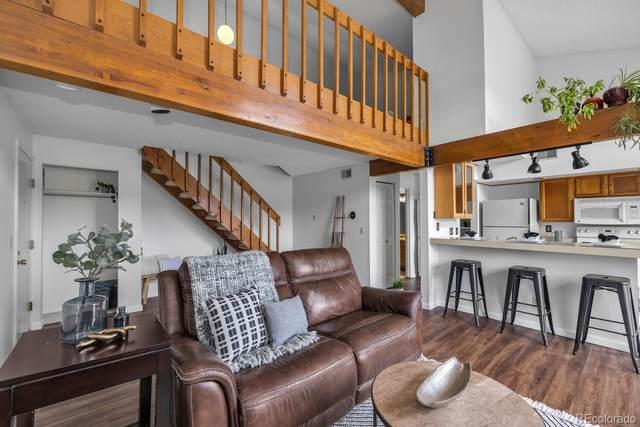4899 S Dudley Street #22, Littleton, CO 80123 (#3700566) :: Venterra Real Estate LLC