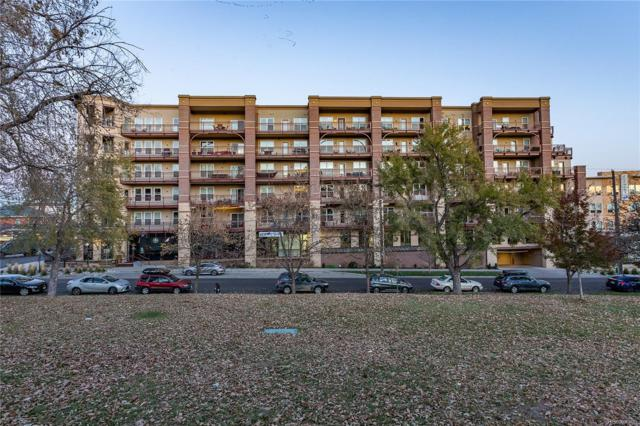 2240 Clay Street #608, Denver, CO 80211 (#3700630) :: HomePopper