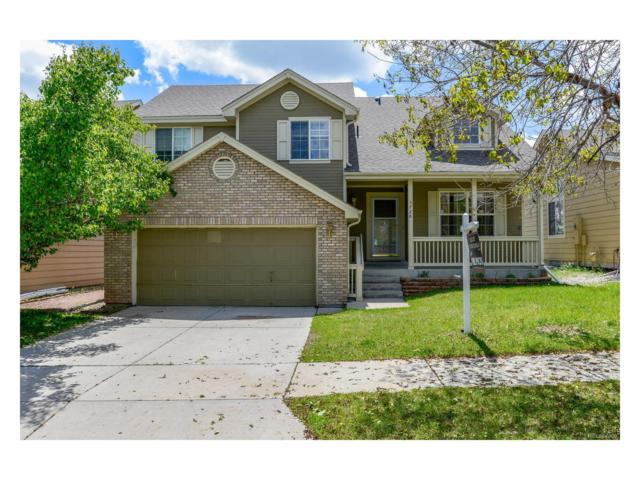 3728 W Hamilton Avenue, Denver, CO 80236 (MLS #3700725) :: 8z Real Estate