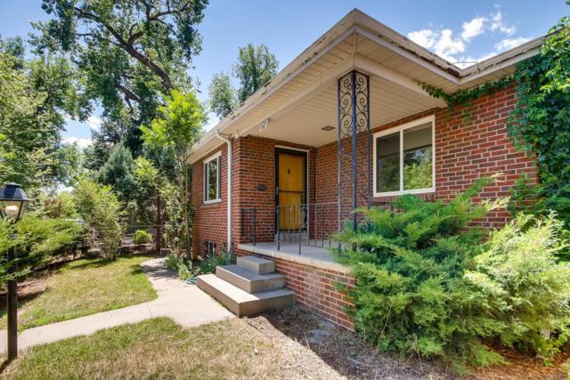 1527 S Corona Street, Denver, CO 80210 (MLS #3700803) :: 8z Real Estate