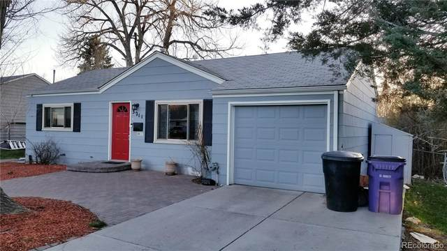 3211 S Glencoe Street, Denver, CO 80222 (#3701053) :: Sultan Newman Group