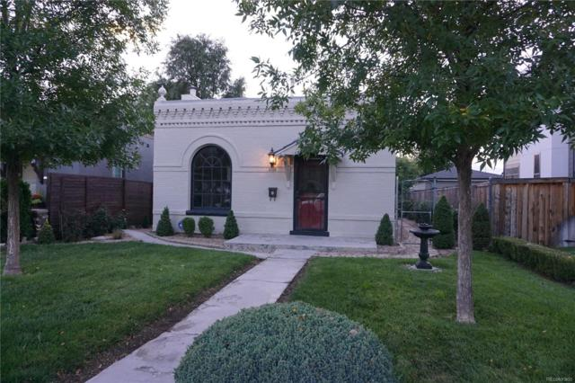 2119 S Sherman Street, Denver, CO 80210 (#3701098) :: The DeGrood Team