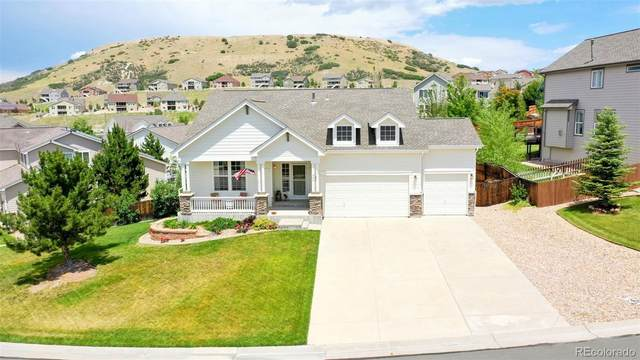 420 Eaglestone Drive, Castle Rock, CO 80104 (#3701715) :: The HomeSmiths Team - Keller Williams