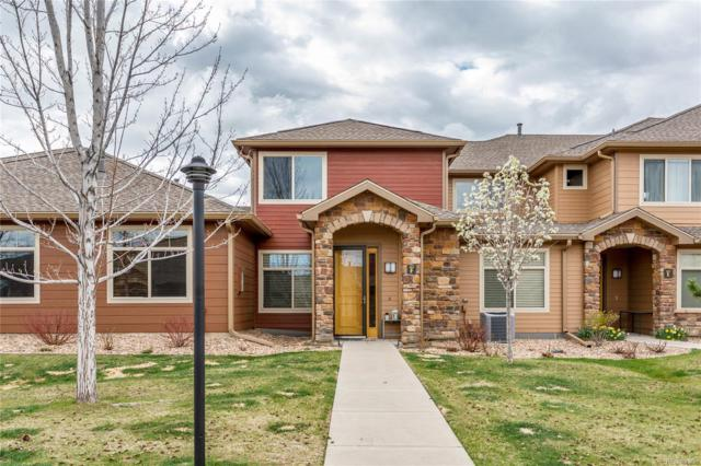 8571 Gold Peak Drive F, Highlands Ranch, CO 80130 (#3702283) :: The Griffith Home Team