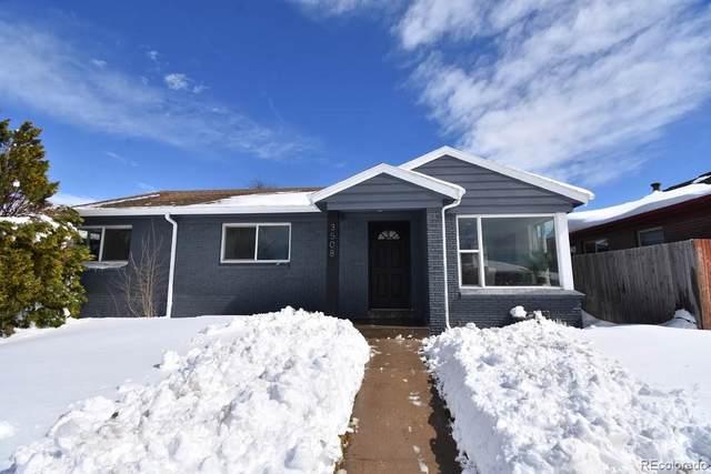 3508 N Locust Street, Denver, CO 80207 (#3702587) :: Finch & Gable Real Estate Co.