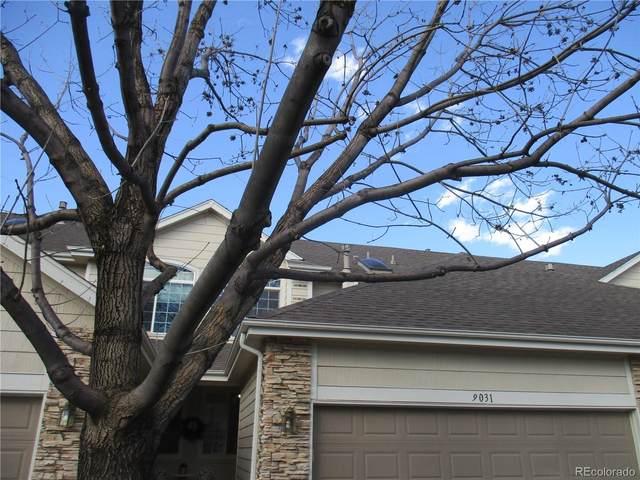9031 W Phillips Drive, Littleton, CO 80128 (#3702842) :: The Peak Properties Group