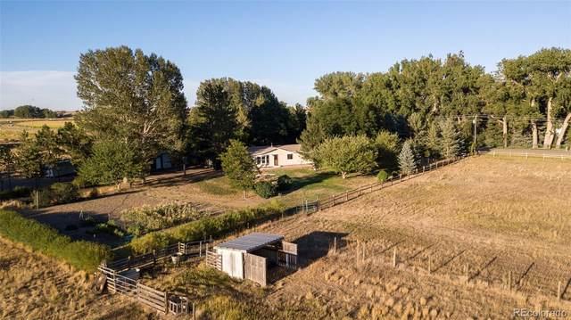 11311 N County Road 7, Wellington, CO 80549 (MLS #3703232) :: 8z Real Estate