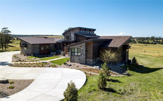 8436 Lost Reserve Court, Parker, CO 80134 (#3703284) :: The HomeSmiths Team - Keller Williams