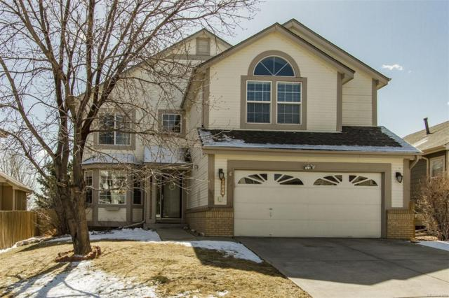 17044 Hastings Avenue, Parker, CO 80134 (#3703391) :: The Gilbert Group