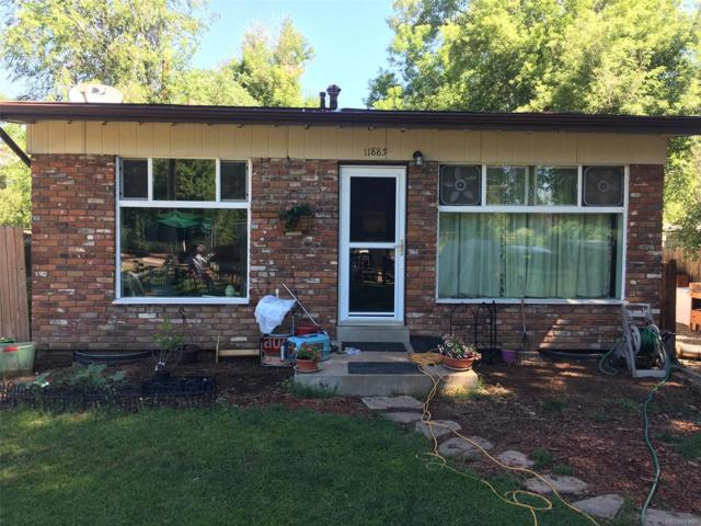 11885 W Katherine Avenue, Lakewood, CO 80401 (#3703666) :: Relevate | Denver