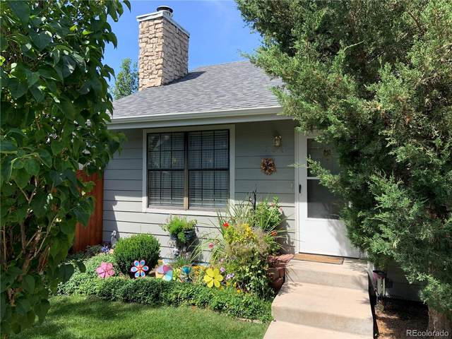 11846 E Cornell Circle, Aurora, CO 80014 (MLS #3703672) :: 8z Real Estate