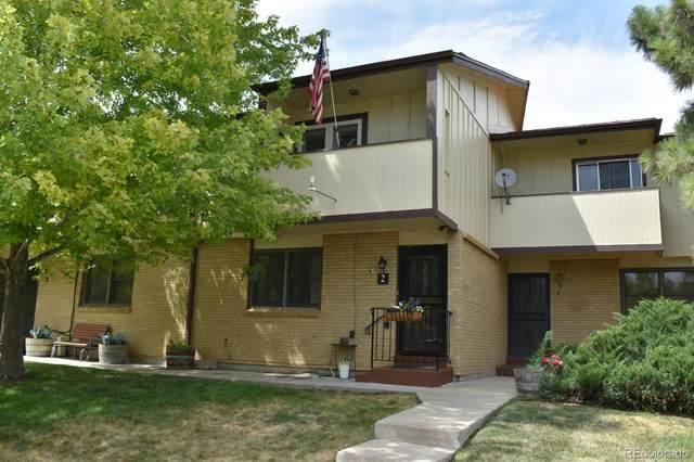 1817 Quail Street #2, Lakewood, CO 80215 (#3703971) :: Kimberly Austin Properties