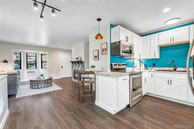 1848 S Ammons Street A, Lakewood, CO 80232 (MLS #3704096) :: Clare Day with Keller Williams Advantage Realty LLC