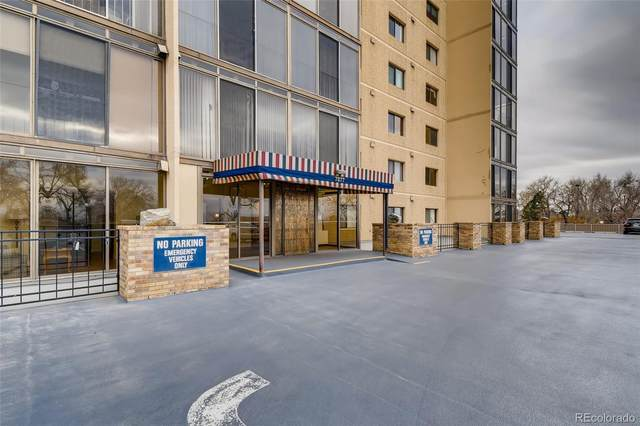 7877 E Mississippi Avenue #903, Denver, CO 80247 (#3704133) :: Re/Max Structure