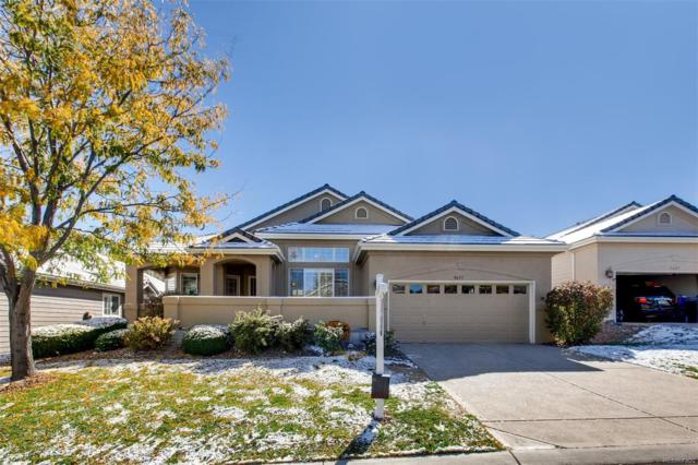 9631 Silver Hill Circle, Lone Tree, CO 80124 (#3704147) :: HomePopper