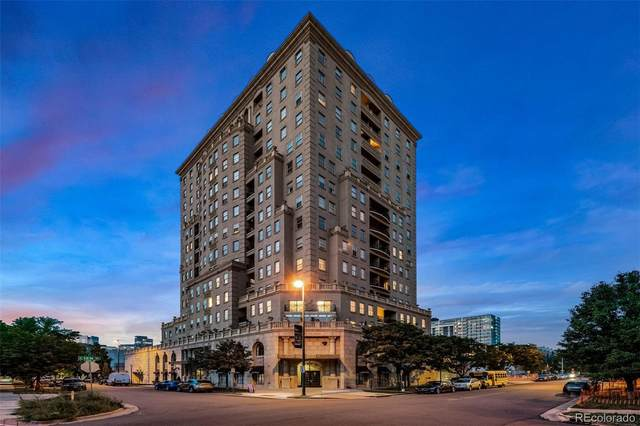 475 W 12th Avenue 4A, Denver, CO 80204 (MLS #3704244) :: The Sam Biller Home Team