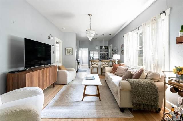 1010 Cook Street, Denver, CO 80206 (#3704683) :: Wisdom Real Estate