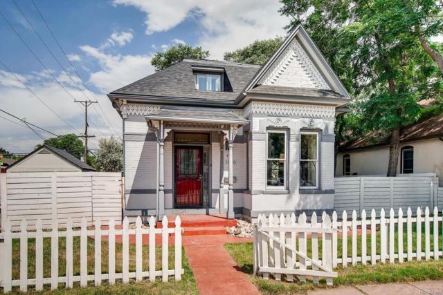 1076 Mariposa Street, Denver, CO 80204 (#3705065) :: The Heyl Group at Keller Williams