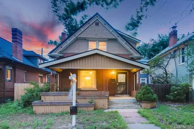 117 S Logan Street, Denver, CO 80209 (#3705128) :: Kimberly Austin Properties