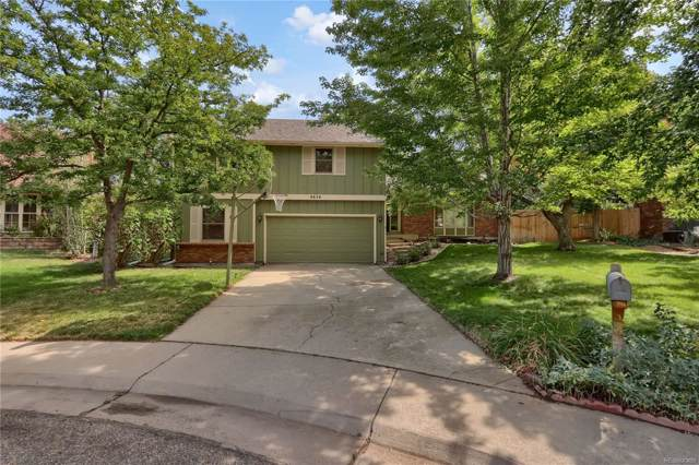 9634 W 87th Circle, Arvada, CO 80005 (#3705145) :: The Griffith Home Team
